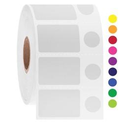 LabID™ - Kryo Barcode Etiketten - 28,6 x 19,1 + Ø 11,1mm