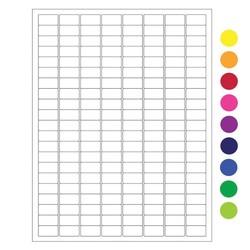 Криогенные удаляемые лазерные этикетки 23,9 x 12,7мм (US-Letter-Format)