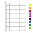 LabID™-Étiquettes Cryogéniques Pour Imprimantes Laser 31,5x13mm-Amovible