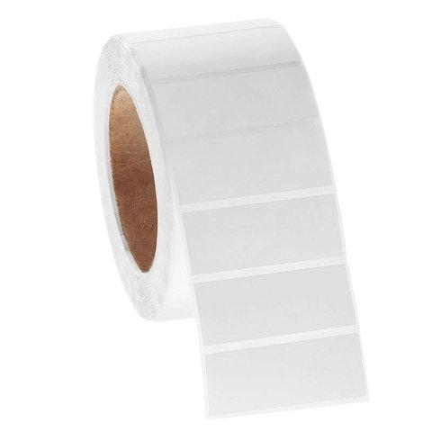 Étiquettes cryogéniques à code - barres 63,5 x 25,4mm