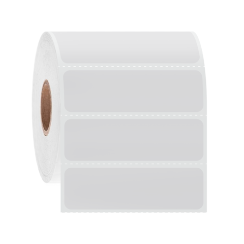 Криогенные Штрих-Код Этикетки - 63,5x19,1мм