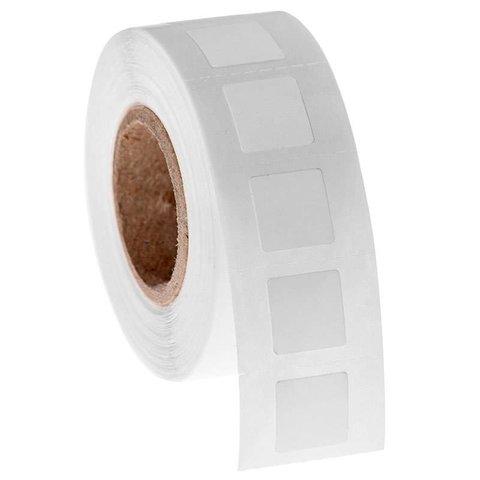 Étiquettes cryogéniques à code - barres 12mm x 12mm