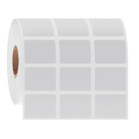 Cryo Barcode Etiketten - 25,4mm x 19,1mm