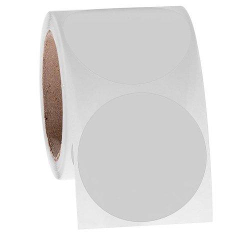Étiquettes cryogéniques à code-barres - Ø79,38mm