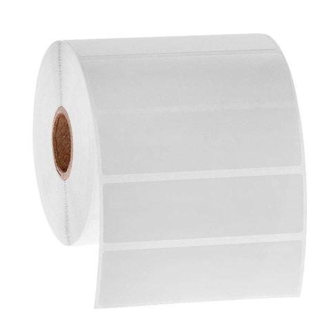 Xylol und Lösungsmittelbeständige Etiketten - 88,9 x 25,4mm