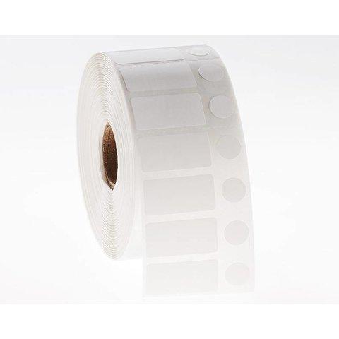Cryo Thermal Transfer Barcode Labels 36 x 14 + Ø10mm