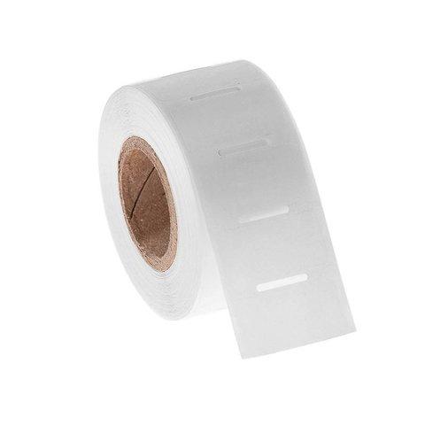 Transparante Cryo Etiketten 25,4 x 12,7mm