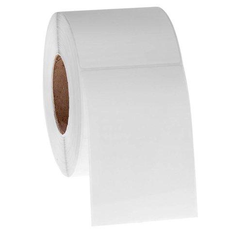 Papieren labels voor direct thermal printers 102 x 152,4mm