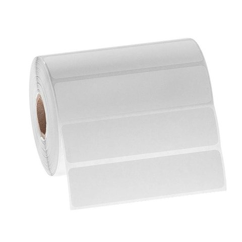 Les étiquettes de papier pour imprimantes thermiques directes 102 x 25,4 mm