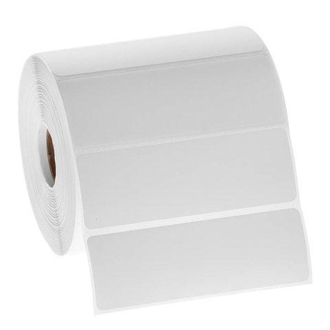 Papieren labels voor direct thermal printers 102 x 34,93mm