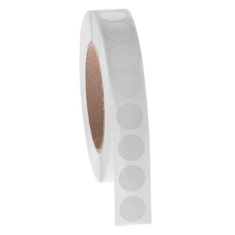 Бумажные этикетки для прямого термопринтеры Ø 19,1mm