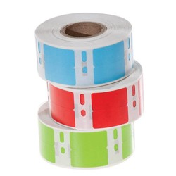 Cryogenic DYMO Compatible Labels    13 x 25mm - Colors