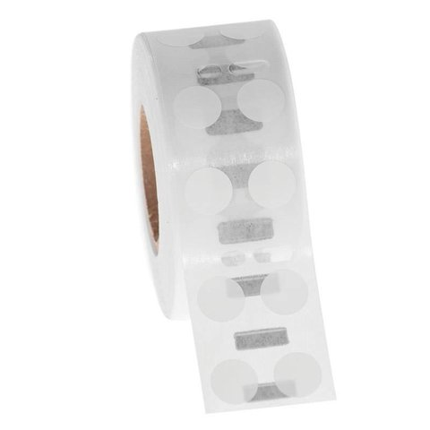Cryo DYMO etiketten - Ø 9mm (diepvries-etiketten)