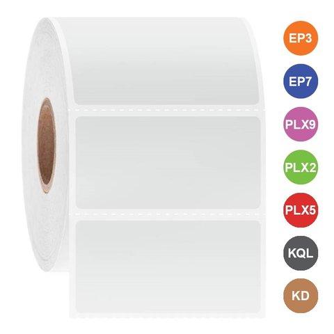 Kryo - Etiketten für Tintenstrahldrucker 50,8 x 25,4mm