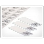 Labels for microscope slides