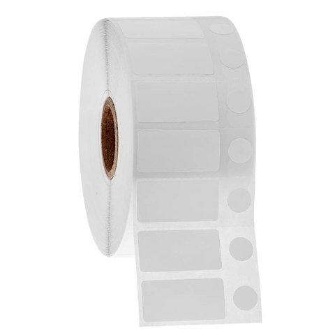 Cryo inkjet etiketten 31,8 x 16 + Ø 9,5mm