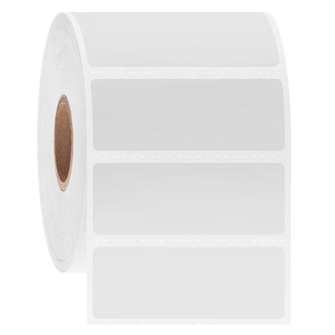 Étiquettes Cryogéniques À Code-Barres - 50,8 x 19,1mm