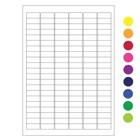 LabID™-Étiquettes Cryogéniques Pour Imprimantes Laser 31,5 x 13mm