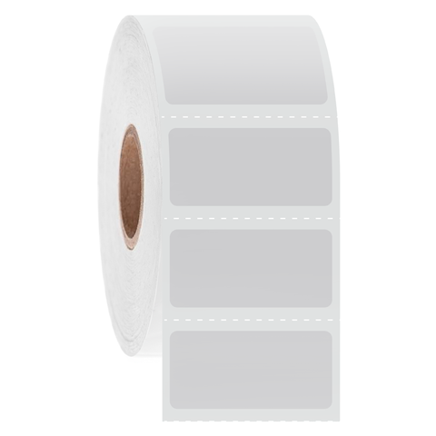 Kryo Barcode Etiketten - 33 x 15,9mm