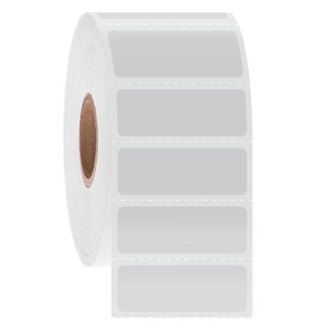 Étiquettes Cryogéniques À Codes Barres - 34,9 x 12,7mm