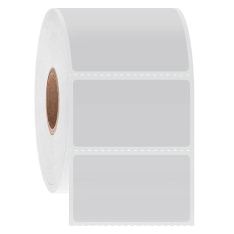 Étiquettes Cryogéniques À Code-Barres - 44,5 x 25,4mm