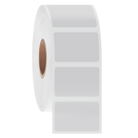 Cryo Barcode Etiketten - 28,6mm x 19,1mm