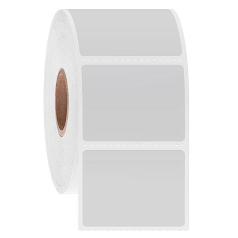 Étiquettes Cryogéniques À Code-Barres - 38,1 x 28,6mm