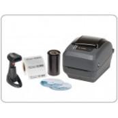 Halme Etikettendrucker - Set
