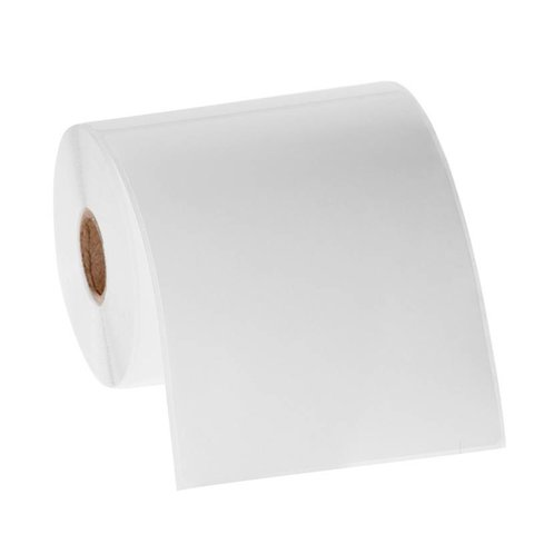 Étiquettes cryogéniques à code-barres 101,6 x 127mm