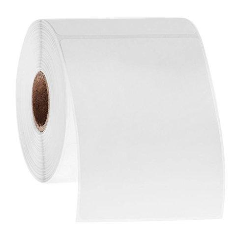 Étiquettes cryogéniques à code-barres 76mm x 102mm