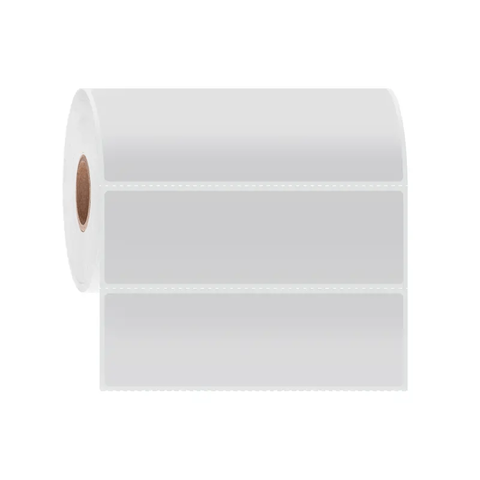 Étiquettes Cryogéniques À Code-Barres - 101,6 x 31,8mm