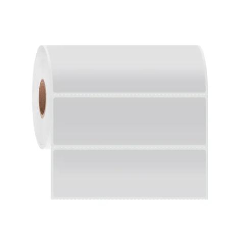 Kryo Barcode Etiketten - 101,6mm x 31,8mm