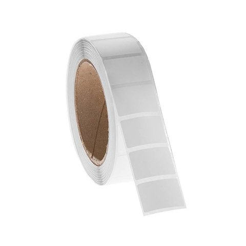 Thermotransfer-Etiketten für Autoklaven 31,8 x 22,2mm (abnehmbar)