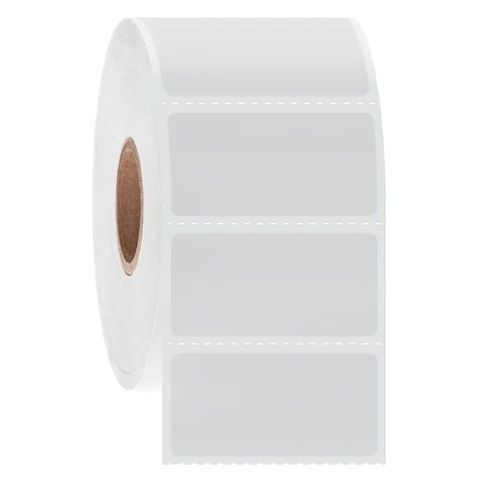 Cryo Barcode Labels / Direct Thermal - 38.1 x 19.1mm