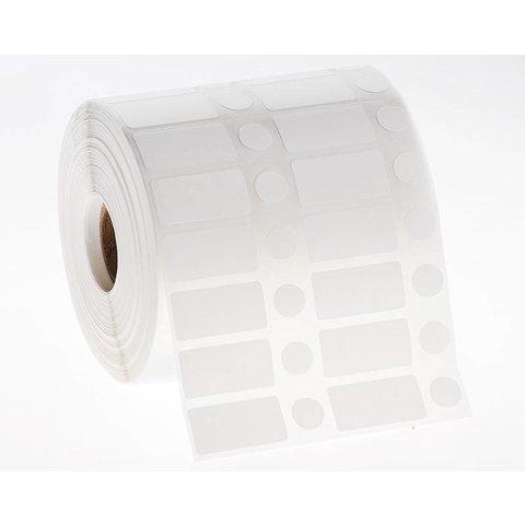 Étiquettes Cryo à code-barres - 31,8 x 16 + Ø11,1mm