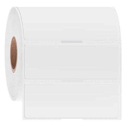 Étiquettes Cryogéniques Transparentes - 69x25,4mm