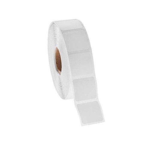 Xyleen & Oplosmiddelbestendige Etiketten 23,8 x 23,8mm