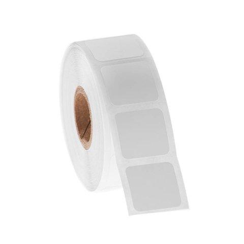 Xyleen & Oplosmiddelbestendige Etiketten 24,9 x 23,4mm