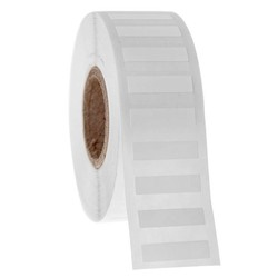 Xylol&Lösungsmittel- Beständige Etiketten 19 x 5mm