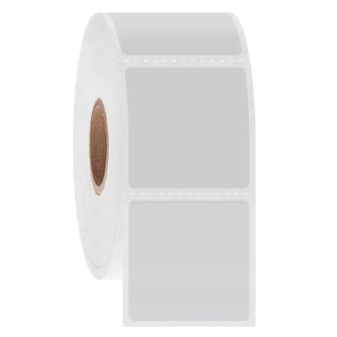 Cryo Barcode Etiketten - 31,8 x 31,8mm