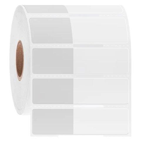 Kryo Etikettenfürgefrorene Oberflächen - 25,4 x 15,9mm+35mm