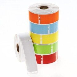 Cryogenic DYMO Compatible Labels    29 x 89mm - Colors