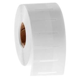 Wikkellabels Voor Cryo & Autoclaaf Toepassingen 22,86x12,7+12,7mm