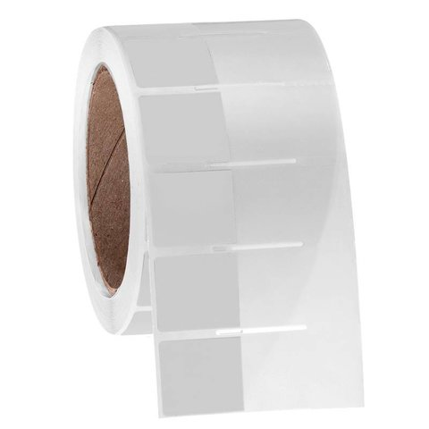 Cryogenic Wrap-Around Labels - 28.6 x 25.4 + 41mm