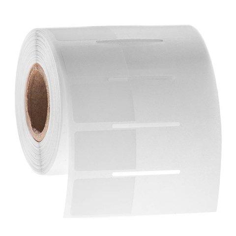 Wickeletiketten Für Kryo & Autoklav-Anwendungen 25,4 x 15,9 + 35mm