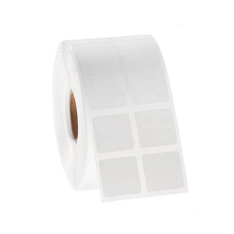 Xyleen & Oplosmiddelbestendige Etiketten 25,4 x 25,4mm