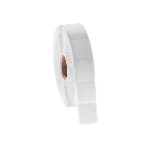 Étiquettes Résistantes au Xylène et aux Solvants 24 x 27mm