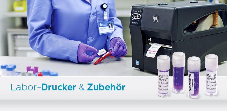 Labor-Drucker & Zubehör