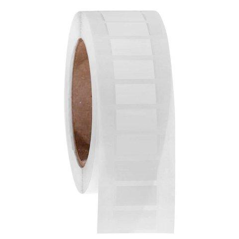 Labels Voor Bevroren Ondergronden - 25,4x 12,7mm