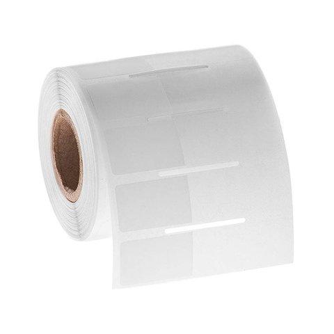 Labels Voor Bevroren Ondergronden - 25,4x15,9+35mm (Wikkel)